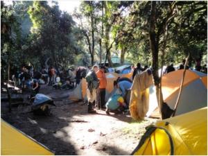 Mti Mkubwa campsite
